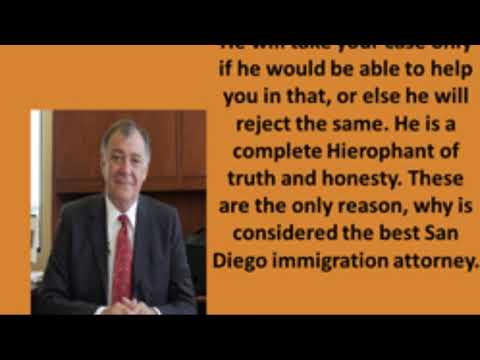 Meet with the best Immigration Lawyer San Diego
