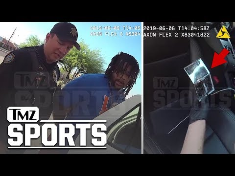 NFL's Robert Nkemdiche Arrest Video Shows Cops Finding Suspected Cocaine | TMZ Sports