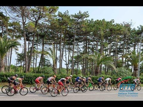 Triathlon Sprint + Mixed Relay: il racconto dei Tricolori di Lignano