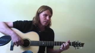 Down by the Salley Gardens (Traditional) - Fingerstyle Guitar - Wolfgang Embacher