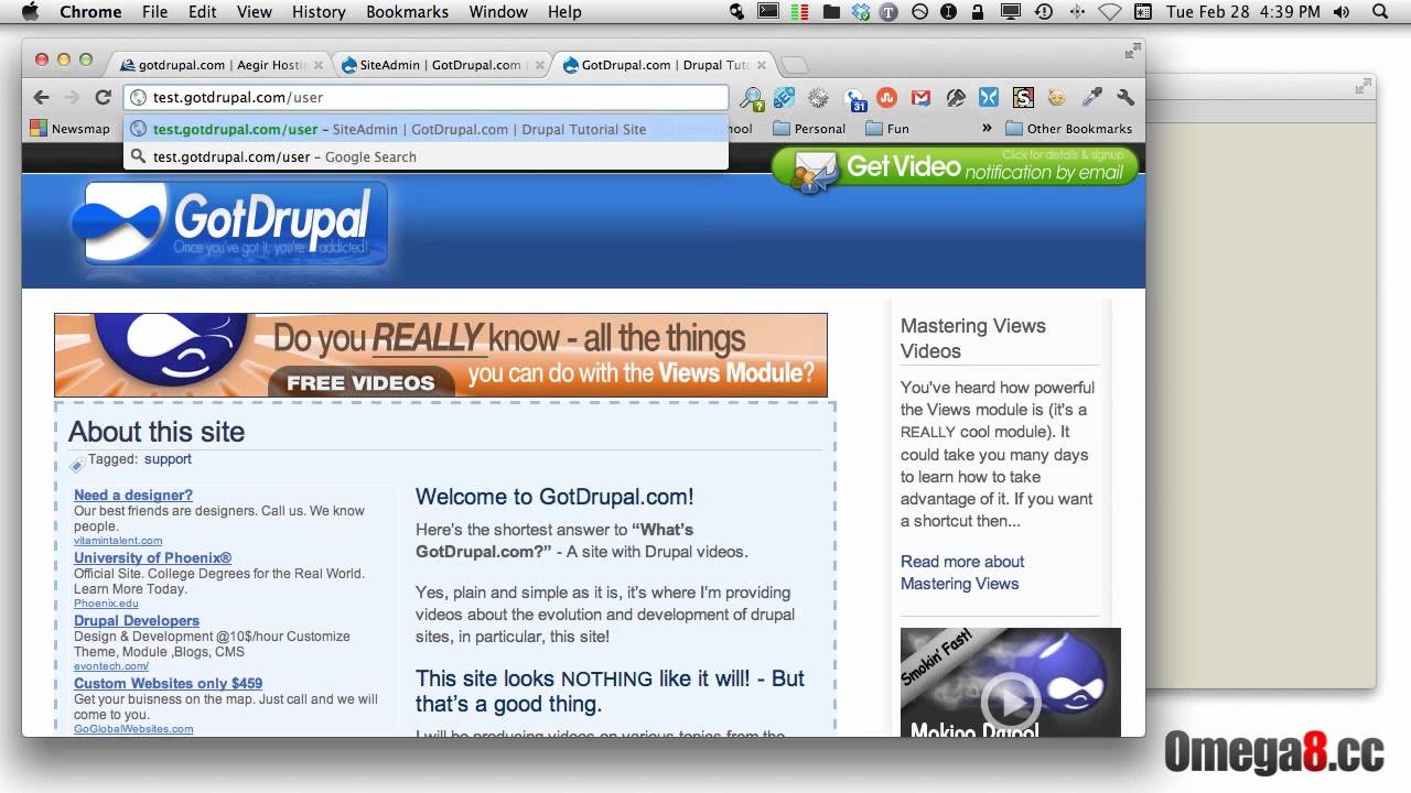 Drupal tutorial aegir on omega 8 site migration youtube drupal tutorial aegir on omega 8 site migration baditri Images