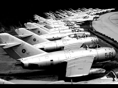 Przemilczane historie lotnicze - Mig 15 spotkanie po latach