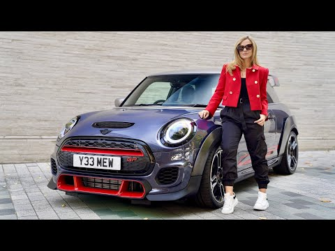 I Bought The NEW MINI JCW GP3   306 HP   First Look ❤️