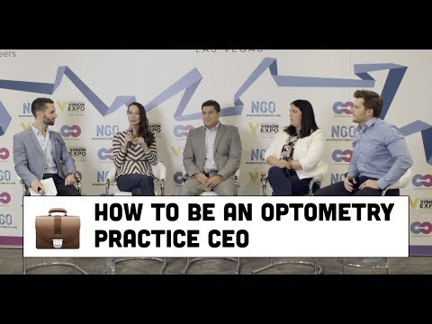 How to be an Optometry Practice CEO that Crushes Goals and C