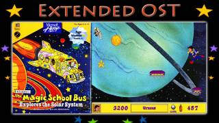 The Magic School Bus Explores The Solar System OST - Uranus (Extended + HD + DL Link)