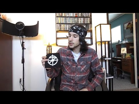 How To Make Punk Patches (D.I.Y. Patches/Stencils) - In Depth Tutorial