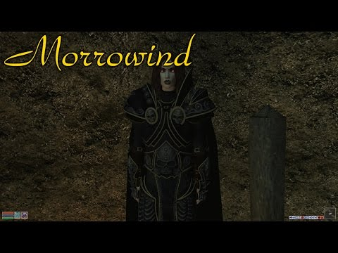 how to become a vampire in morrowind