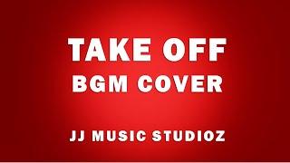 TAKE OFF BGM | JJ music Studioz | Cover | Jos Jossey | Gopi Sundar | malayalam movie Trailer