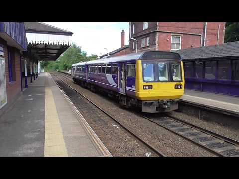Knutsford Railway Station - Wednesday 9th August 2017