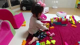 [다다둥이] 쌍둥이의 장난감 놀이 a toy game …