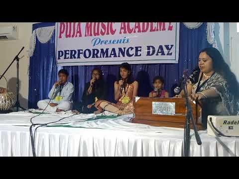 Inika raag Asavari performance