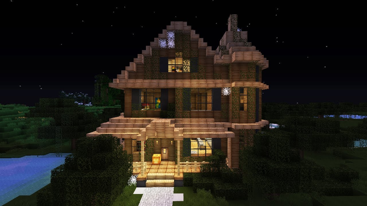 The Let S Build Exchange Xprokx S Haunted House Tour Youtube