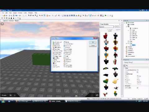 how to add dialogue in roblox