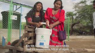 Clean water for the Wayuu people of Colombia (Spanish version)