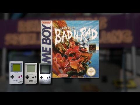 Gameplay : Skate Or Die: Bad N Rad [Gameboy]
