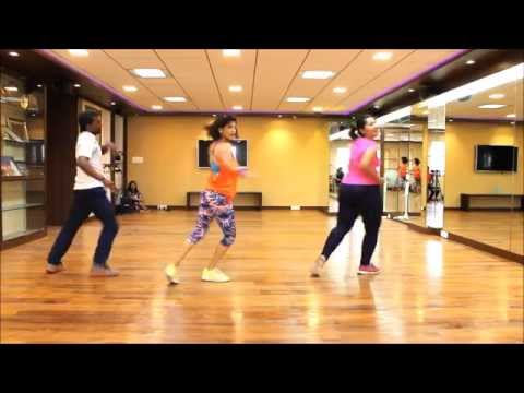 Zumba Routine on Con locura (Fast & Furious 6) by Vijaya
