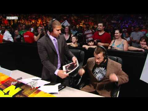 Download WWE NXT: CM Punk joins the WWE NXT announce team