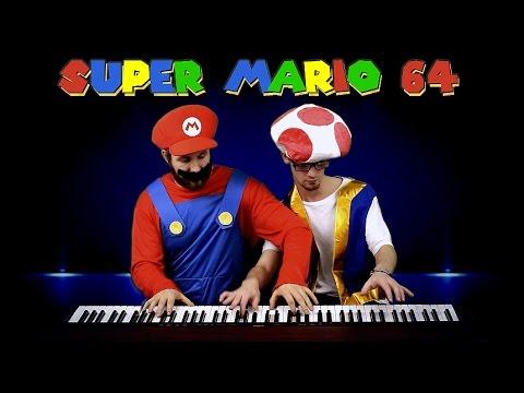 Super Mario 64 Medley - Piano Duet | Frank & Zach Piano Duets