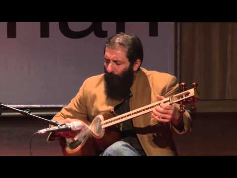 Persian music is an immediately music | Soroush Dadyar | TEDxNaghsheJahan