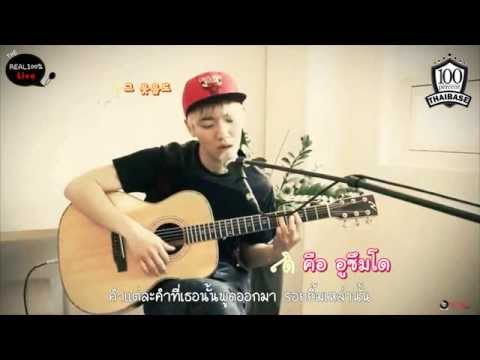 [TH-KARAOKE] [The Real 100% Live] 140625 100% Jonghwan - Meaning Of You (너의 의미) [@100_PercentTH]