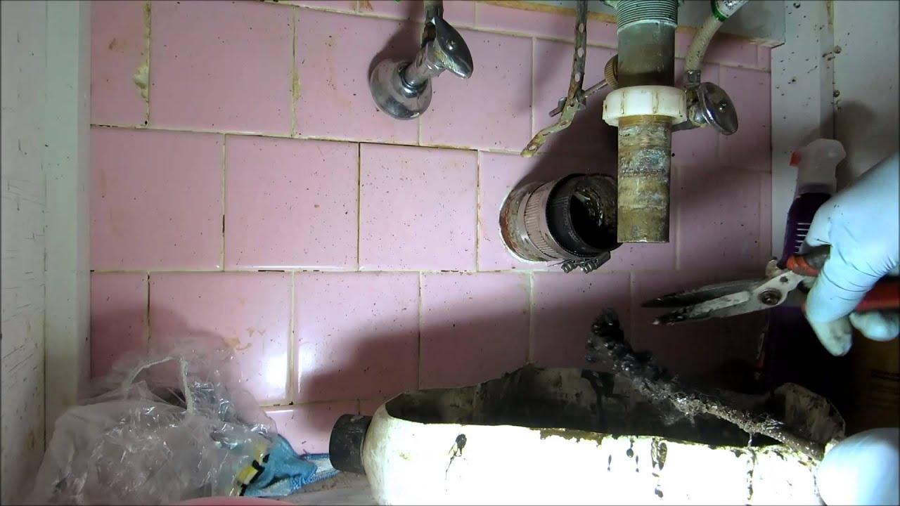 Bathroom sink draining slow youtube workwithnaturefo