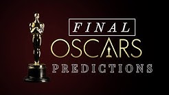I'm Betting on WHAT?! Final Oscars Predictions & Betting Odds