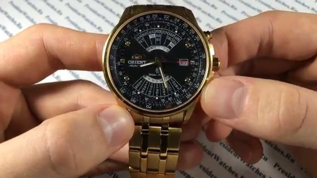Инструкция часы с автоподзаводом