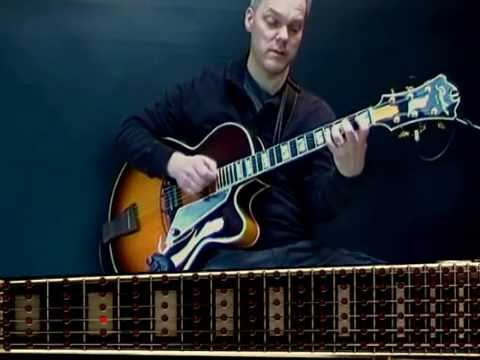 Smooth Jazz Guitar Lesson (video re-processed)