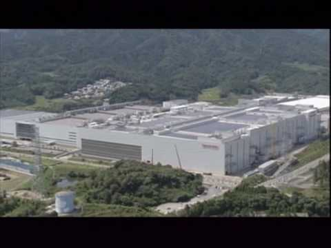 Sharp Kameyama Plant: The Super Green Factory for LCD TVs