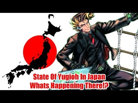 State Of Yugioh In Japan - From The Internets Perspective