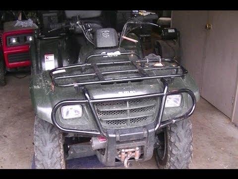 Suzuki Eiger 400 ATV Electrical Diagnosis - YouTube