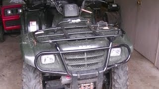 Suzuki Eiger 400 ATV Electrical Diagnosis