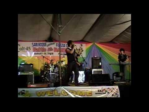 TAKE 5  Battle of the Band 2009, San Roque, Bauan, Batangas