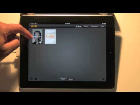 Get Kindle App on iPad for Beginners | H2TechVideos Screenshots