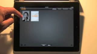 Kindle App on iPad for Beginners​​​ | H2TechVideos​​​