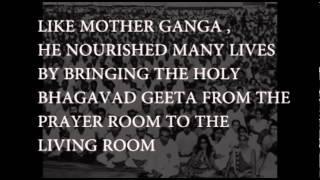 Swami Chinmayananda & Chinmaya Mission