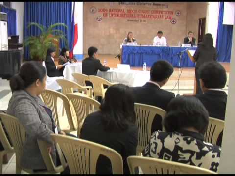 2009 Philippine National Moot Court Competition