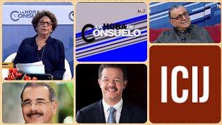 Julito Hazim y Consuelo Despradel | Reelección Danilo - Leonel en contra | Quienes detras de ICIJ