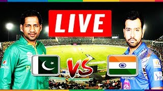 🔴 Watch Live Pakistan Vs India Asia Cup 2018 5th Match   Live PTV Sports