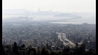 Wildfires Have Created 'worst air quality ever recorded for smoke' in Bay Area