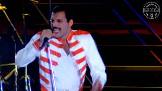 Queen - One Vision (Hungarian Rhapsody: Live in Budapest 1986) (Full HD)