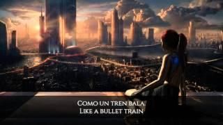 Stephen Swartz — Bullet Train Ft. Joni Fatora || Español-Inglés.