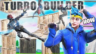 GOING UP AGAINST A TURBO BUILDER IN FORTNITE!
