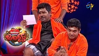 Venu wonders Performance – Jabardasth – Episode No 16 – ETV  Telugu
