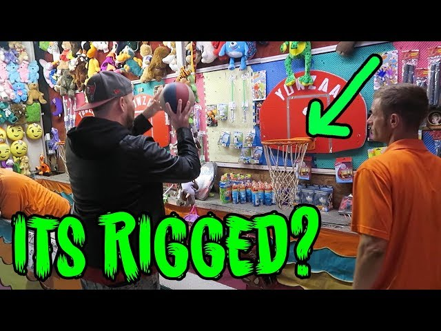 Trying To Win At Impossible Carnival Games (Games Of Chance)