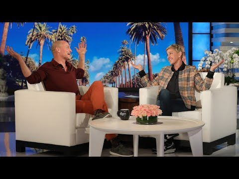 Woody Harrelson Talks About His Very Strong Weed