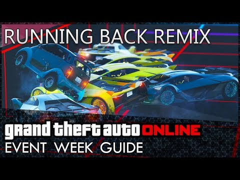 GTA Online: Running Back Remix Released, Bonuses on Nightclubs and More!