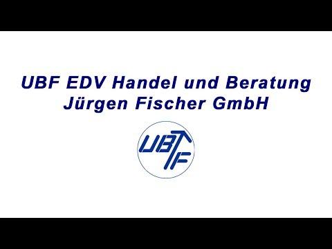 UBF EDV Handel und Beratung Jürgen Fischer GmbH –  B2B Online-Shop für Datenkommunikation