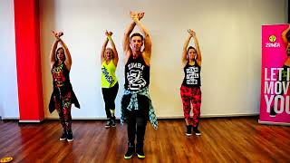 ZAYN - Dusk Till Dawn ft. Sia (Bachata) - Zumba Fitness