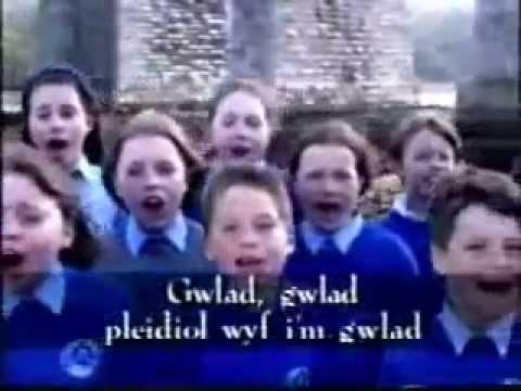 Welsh National Anthem